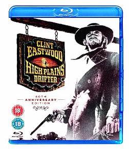High Plains Drifter Blu-ray