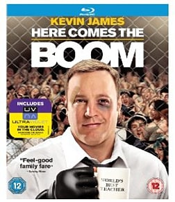 Here Comes the Boom Blu-ray