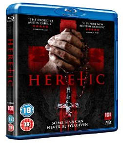 Heretic Blu-ray