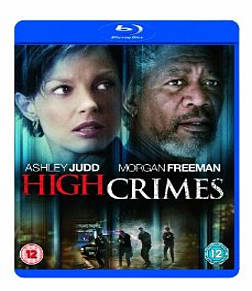 High Crimes [2002] Blu-ray