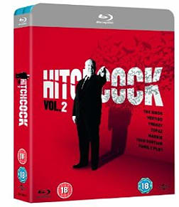 Hitchcock Vol. 2 Blu-ray