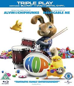 Hop (Triple Play) Blu-ray