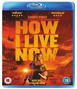 How I Live Now Blu-ray
