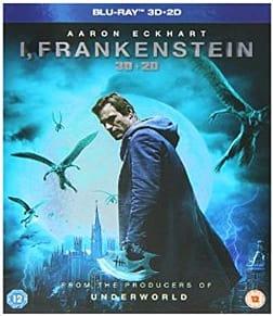 I Frankenstein [Blu-ray + 3D] Blu-ray