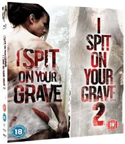 I Spit On Your Grave 1 + 2 Blu-ray