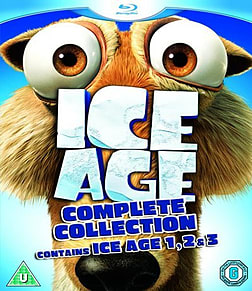 Ice Age 1-3 Collection Blu-ray