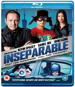 Inseparable Blu-ray