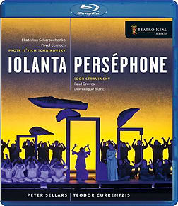 Iolanta/ Persephone Blu-ray