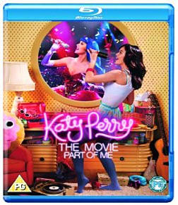 Katy Perry: Part of Me Blu-ray
