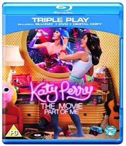 Katy Perry: Part of Me [Triple Pack] Blu-ray