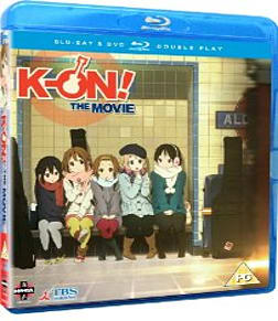 K-On! The Movie [Blu-ray + DVD] Blu-ray