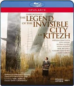 Korsakov: Legend Of The Invisible City Blu-ray