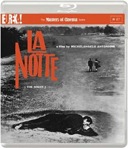 LA NOTTE [THE NIGHT] (Masters of Cinema) Blu-ray