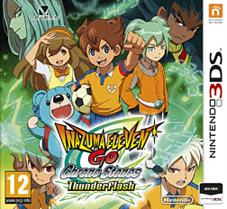 Inazuma Go Chrono Stones: Thunderflash 3DS
