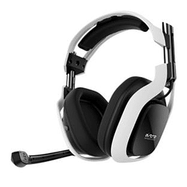 Astro Gaming 2013 A40 PC Headset in White Multi Format and Universal