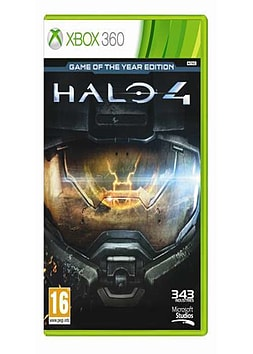Halo 4 Game of The Year Edition XBOX360