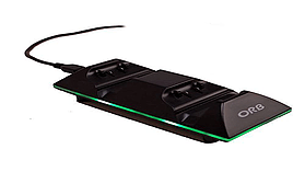 Xbox One Dual Controller Charge Dock - Includes 2 Batteries screen shot 4