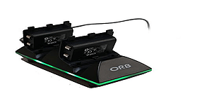 Xbox One Dual Controller Charge Dock - Includes 2 Batteries screen shot 5