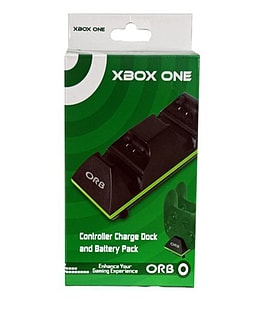 Xbox One Dual Controller Charge Dock - Includes 2 Batteries XBOX ONE