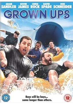 Grown Ups DVD DVD