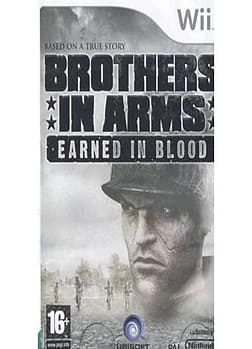 Brothers in Arms: Earned in Blood Wii