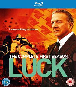 Luck - Season 1 HBO Blu-ray