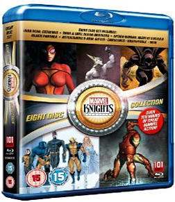 Marvel Knights: Collection Blu-ray