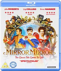 Mirror Mirror Single Disc Blu-ray