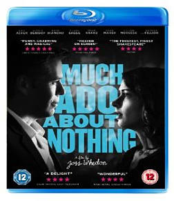 Much Ado About Nothing 2013 Blu-ray