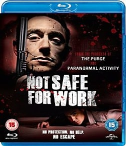 Not Safe For Work Blu-ray