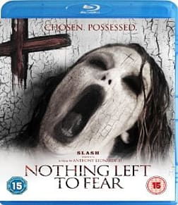 Nothing Left To Fear Blu-ray