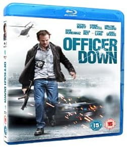 Officer Down Blu-ray