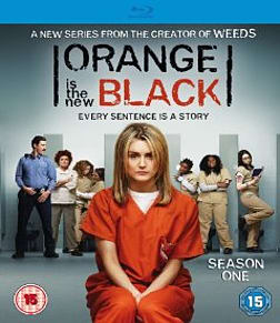 Orange Is The New Black Blu-ray