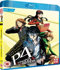 Persona 4: The Animation - Vol 2 Blu-ray