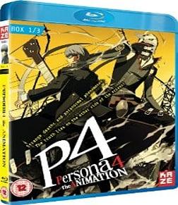 Persona 4: The Animation - Vol 1 Blu-ray