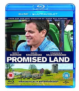 Promised Land [2012] Blu-ray