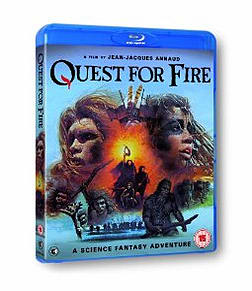 Quest For Fire Blu-ray