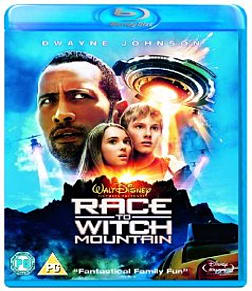 Race to Witch Mountain [2011] Blu-ray