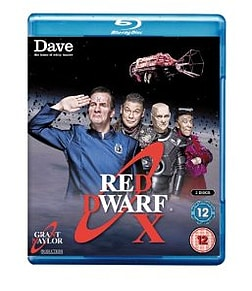 Red Dwarf X Blu-ray
