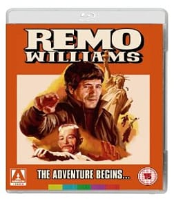 Remo Williams: The Adventure Begins... Blu-ray