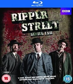 Ripper Street - Series 1 & 2 Blu-ray