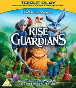 Rise of the Guardians - Triple play Blu-ray
