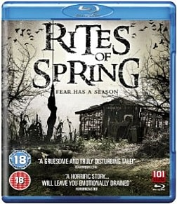 Rites Of Spring Blu-ray