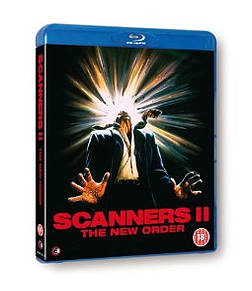 Scanners 2 - The New Order Blu-ray