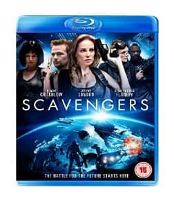 Scavengers Blu-ray