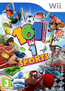 101-in-1 Sports Party Megamix Wii