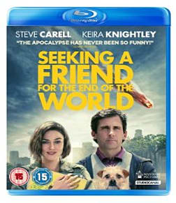 Seeking A Friend For The End Of The World Blu-ray
