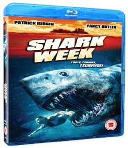 Shark Week Blu-ray