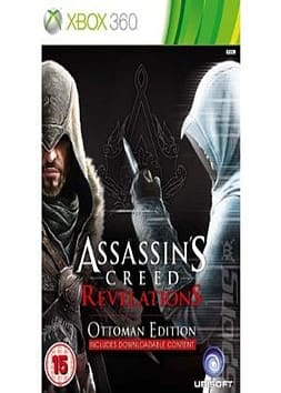 Assassins Creed Revelations - Ottoman Edition XBOX360