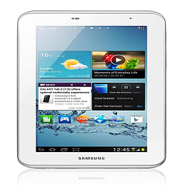 Samsung Galaxy Tab 2 7 Inch White 8GB Used Good Condition Tablet